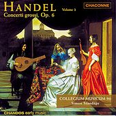 Play & Download HANDEL: Concerto Grossos, Op. 6, Vol. 2 by Simon Standage | Napster