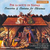 Play & Download Concertos and Cantatas For Christmas by Various Artists | Napster