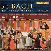 Play & Download BACH: Lutheran Masses, Vol. 1 by Various Artists | Napster