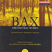Play & Download BAX: Orchestral Works, Vol. 8 by Various Artists | Napster