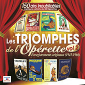 Play & Download Les triomphes de l'opérette, Vol. 2 (1945-1960) by Various Artists | Napster