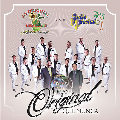 Play & Download Más Original Que Nunca by Julio Preciado | Napster
