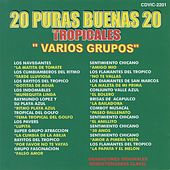 20 Puras Buenas: Tropicales (Remastered) by Various Artists