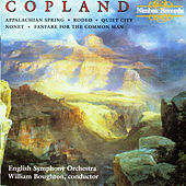 Play & Download Copland: Appalachian Spring, Rodeo, Quiet City, Nonet & Fanfare for the Common Man by Paul Arden-Taylor | Napster