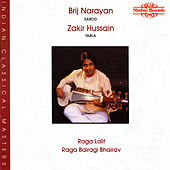 Play & Download Raga Lalit & Raga Bairagi Bhairav by Zakir Hussain | Napster