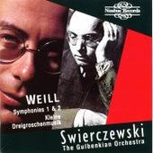 Play & Download Weill: Symphony Nos. 1 & 2 and Kleine Dreigroschenmusik by Gulbenkian Orchestra | Napster