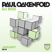 DJ Box January 2016 by Various Artists