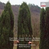 Dvořák: Czech Suite, Hussite Overture, My Home, Nocturne, Scherzo capriccioso / Czech PO, Neumann by Czech Philharmonic Orchestra