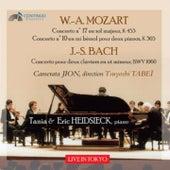 Mozart: Concertos Nos. 1 & 17- Bach: Concerto en ut Mineur de Tania Heidsieck