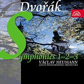 Play & Download Dvořák: Symphonies Nos 1-3 / Czech PO, Neumann by Czech Philharmonic Orchestra | Napster