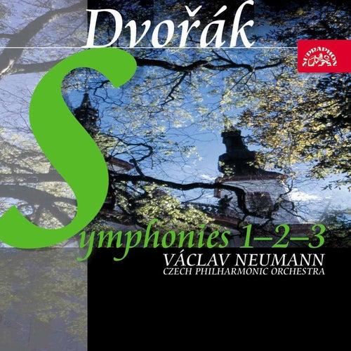 Play & Download Dvořák: Symphonies Nos 1-3 / Czech PO, Neumann by Czech Philharmonic Orchestra | Napster