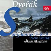 Play & Download Dvořák: Symphonies Nos 7-9 / Czech PO, Neumann by Czech Philharmonic Orchestra | Napster