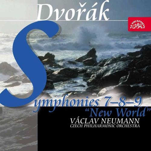 Play & Download Dvořák: Symphonies Nos 7-9 / Czech PO, Neumann by Czech Philharmonic Orchestra | Napster