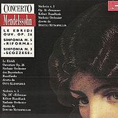 Mendelssohn: Le Ebridi, Symphony Nos. 5 & 3 by Various Artists