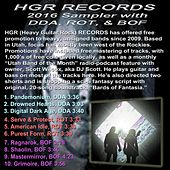 Play & Download Hgr Records 2016 Sampler with Dda, Rot, & Bof by Scott Wilcox | Napster