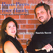 Play & Download Piano Pieces for Four Hands by Maurizio Moretti | Napster