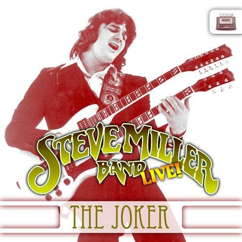 the joker live in concert de steve miller band napster. Black Bedroom Furniture Sets. Home Design Ideas