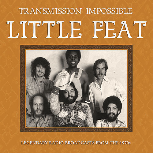 Transmission Impossible (Live) von Little Feat
