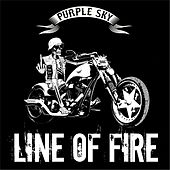 Purple Sky EP by Line Of Fire