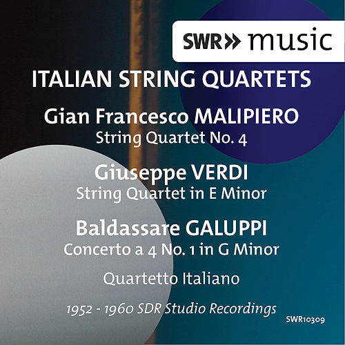 Play & Download Italian String Quartets by Quartetto Italiano | Napster