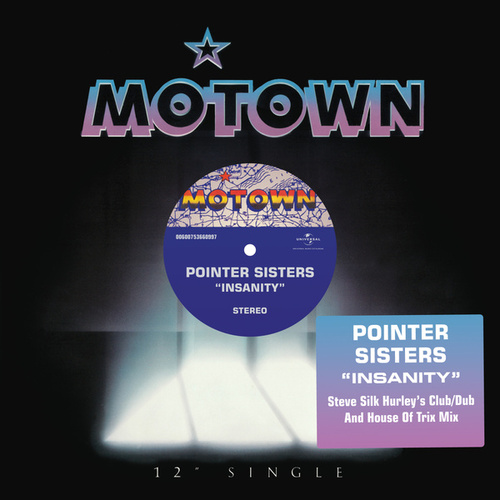 Play & Download Insanity by The Pointer Sisters | Napster