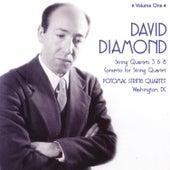 Complete String Quartets, Vol. 1 by Potomac String Quartet