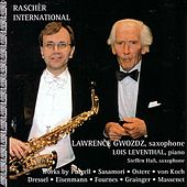 Rascher International von Lawrence Gwozdz