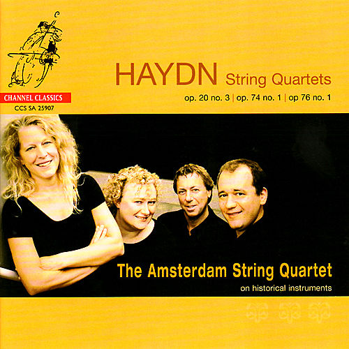 Play & Download Haydn: String Quartets by The Amsterdam String Quartet | Napster