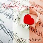 Mélodies françaises - 25 Grands Succès by Various Artists