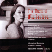 Music of Alla Pavlova by The International Symphony Orchestra