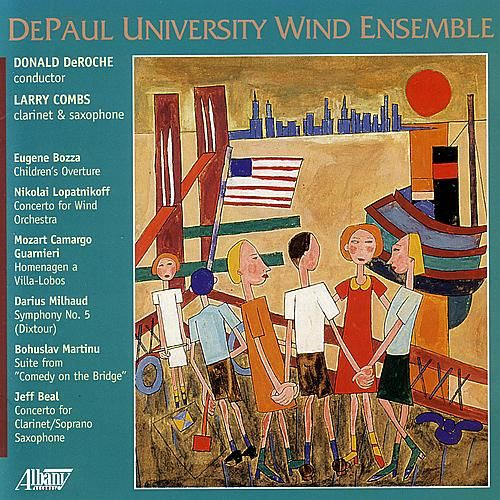 Play & Download DePaul University Wind Ensemble by DePaul University Wind Ensemble | Napster