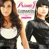 Play & Download Corazón (You're Not Alone) by Prima J | Napster