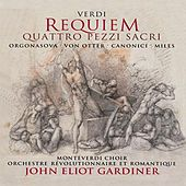 Verdi: Requiem/Quattro Pezzi Sacri by Various Artists