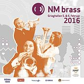 NM Brass 2016 - 1. divisjon by Various Artists