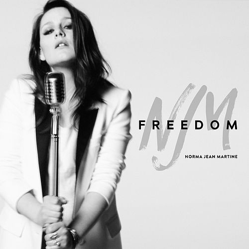 Freedom by Norma Jean Martine