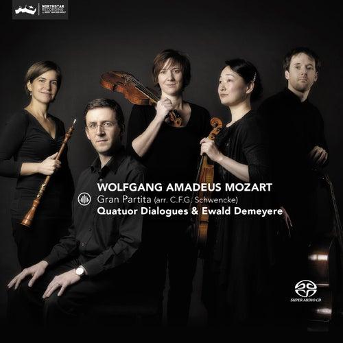 Mozart: Gran Partita by Ewald Demeyere