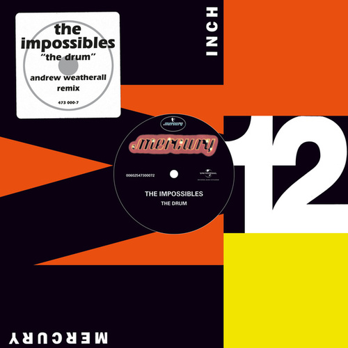 The Drum by The  Impossibles