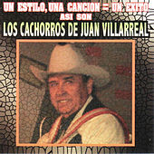 Play & Download Un Estilo, Una Cancion = Un Exito by Los Cachorros de Juan Villarreal | Napster