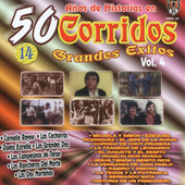 50 Anos De Historias En Corridos, Vol. 4 by Various Artists