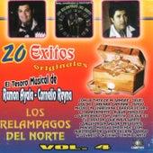 El Tesoro Musical De Los Relampagos Del Norte, Vol. 4 by Los Relampagos Del Norte