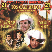 Play & Download Tres Leyendas Nortenas - 21 Exitos by Various Artists | Napster