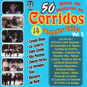 Play & Download 50 Anos De Historias En Corridos, Vol. 3 by Various Artists | Napster