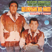 20 Exitos Inmortales Con Los Inmortales Relampagos Del Norte by Los Relampagos Del Norte