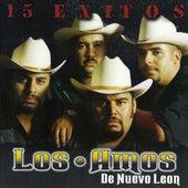 Play & Download 15 Exitos by Los Amos De Nuevo Leon | Napster
