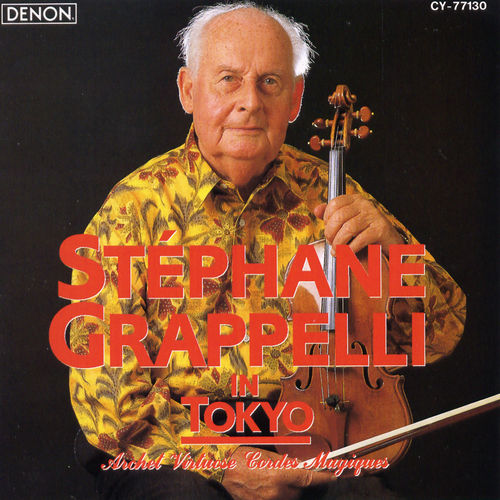 Play & Download Stephane Grappelli in Tokyo by Stephane Grappelli | Napster