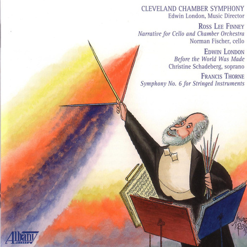 Finney, London, Thorne by Cleveland Chamber Symphony