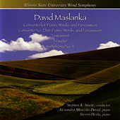 Play & Download David Masalanka - Wind Symphony by Illinois State University Wind Symphony | Napster
