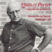 Play & Download Quincy Porter - String Quartets by Potomac String Quartet | Napster