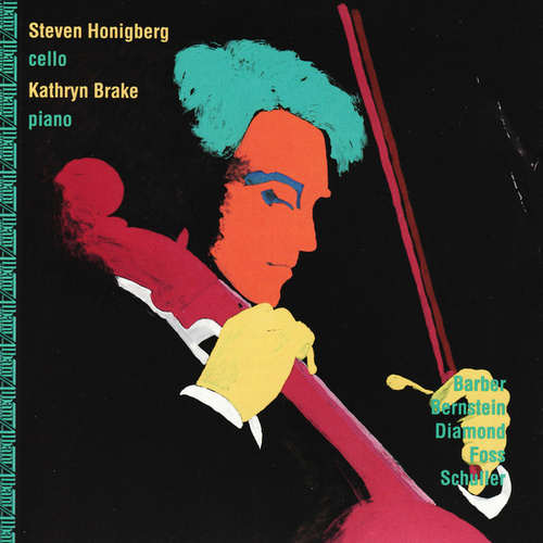 Play & Download American Music for Cello by Steven Honigberg | Napster