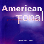 Play & Download American Tonal by Jeanne Golan | Napster